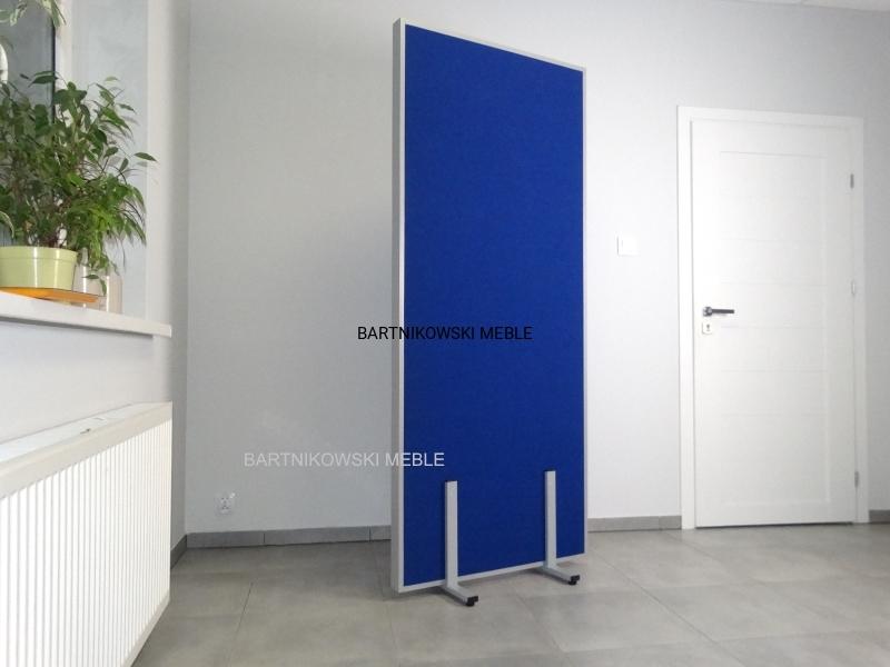 Ogromny Mobilna ścianka biurowa MSTM BARTNIKOWSKI MEBLE BIUROWE EJ92